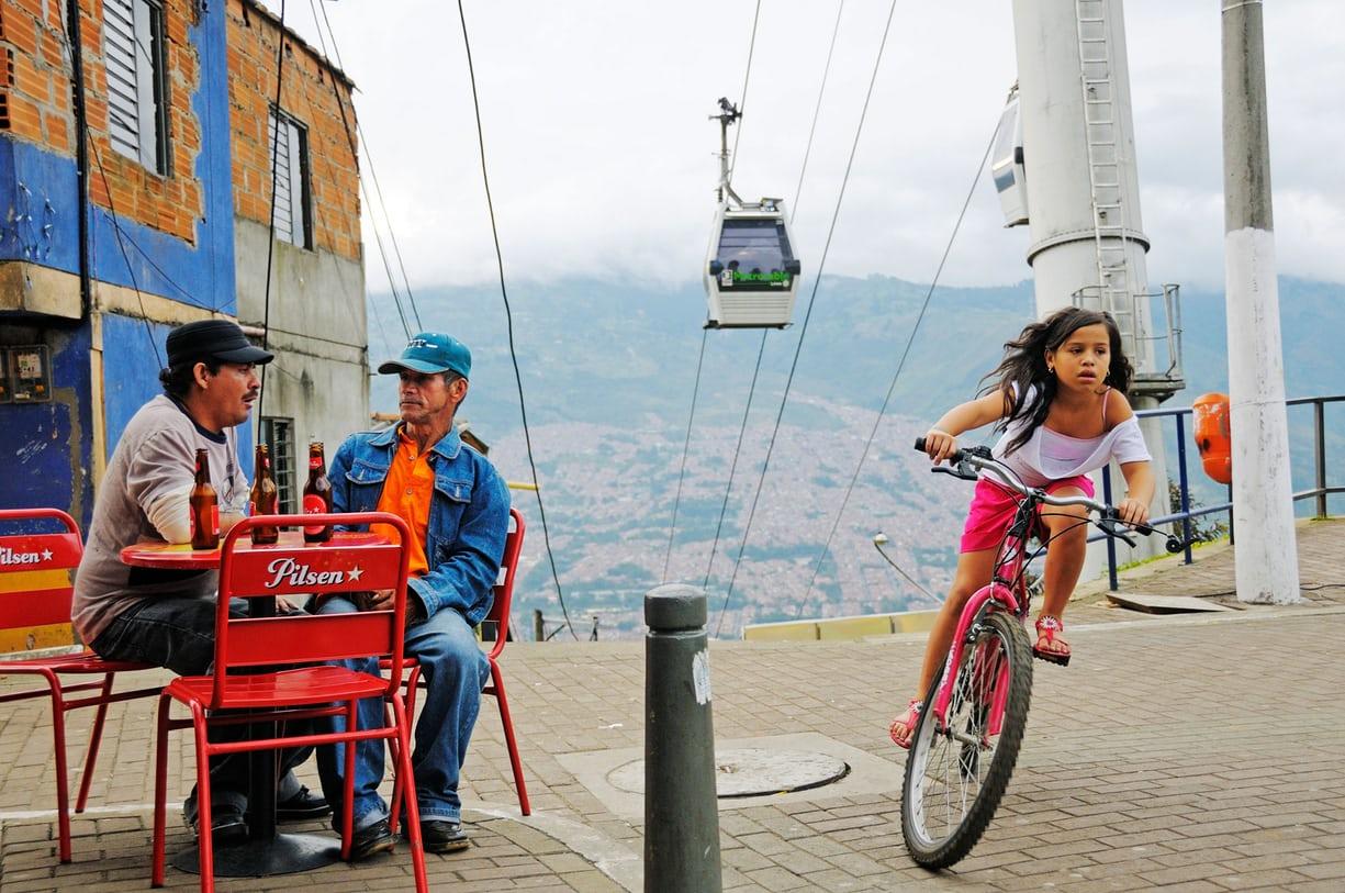 Medellín Metrocable