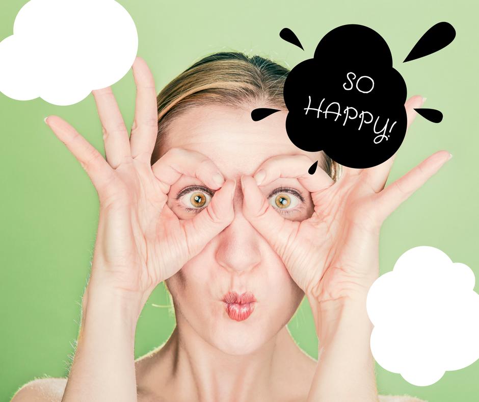 ¿Eres una persona Happy? La felicidad depende de ti
