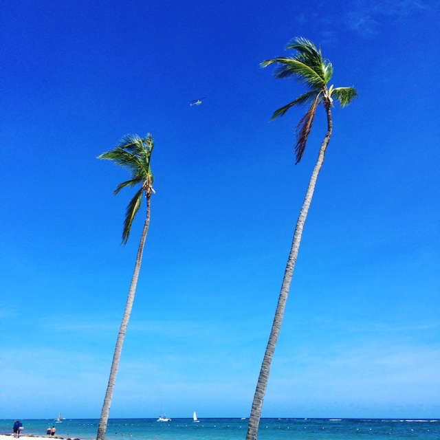 Playa Juanillo, Caribe RD