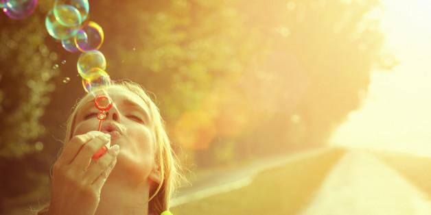 Momentos de felicidad: regresar a la infancia