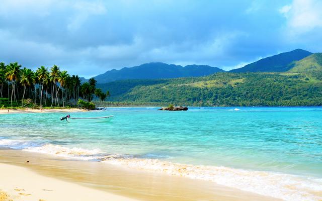 Las playas del Caribe