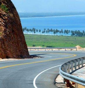 Carretera de Samaná, República Dominicana