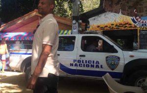 Policía, República Dominicana