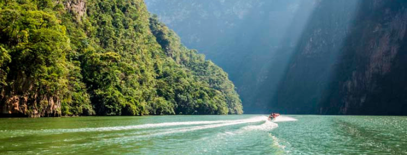 Cañón del Sumidero (Chiapas)